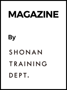 SHONAN TRAINING DEPT. MAGAZINE