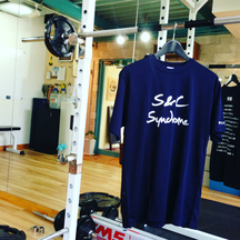 S&C Syndrome Tシャツ