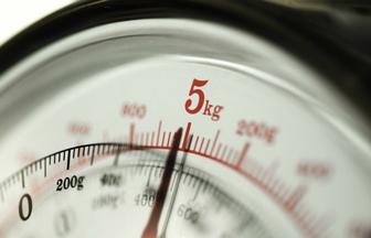 重量設定は何を基準にするか?